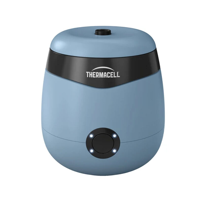 Thermacell Rechargeable Mosquito Repeller Charcoal Grey 20' Coverage