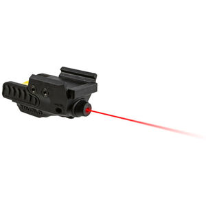 TRUGLO Sight-Line Red Laser Fits Handgun Rails CR1/3N Battery Black
