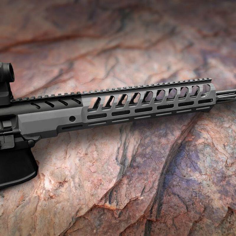 "Samson MPX-14 Sig Sauer MPX 14"" M-LOK Hanguard Aluminum Titanium Cerakote"
