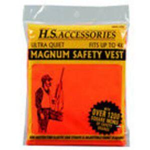 Hunter's Specialties Magnum Saftey Vest 4X Large Orange