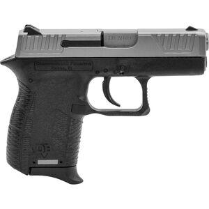 "Diamondback DB380 .380 ACP Semi Auto Pistol 2.8"" Barrel 6 Rounds Black Polymer Frame with Nickel Finish"