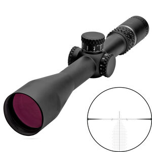 Burris Xtreme Tactical XTR III 5.5-30x56mm Rifle Scope Non-Illuminated SCR II Reticle 34mm Main Tube 0.10 MIL Adjustments First Focal Plane Side Focus Parallax Matte Black