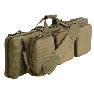 "Voodoo Tactical ""The Beast"" 42"" Deluxe Weapons Case Nylon Coyote"