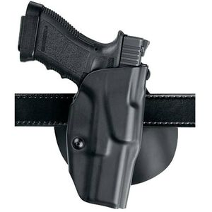 Safariland Model 6378 SIG Sauer P229R, ALS Paddle Holster Right Hand Laminate Black STX 6378-447-411