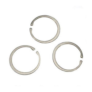 LBE Unlimited AR-15 Bolt Gas Rings Steel Set of 3 ARBGR