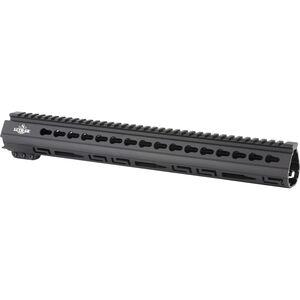 """Luth-AR Palm Handguard, AR-15, Key-Mod, 15"""", Aluminum, Black"""
