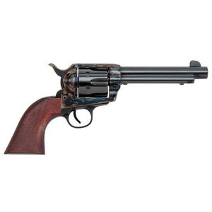 """Traditions Frontier Series 1863 Single Action Revolver .45 Long Colt 5.5"""" Barrel 6 Rounds Case Hardened Finish Walnut Grips SAT73-003"""
