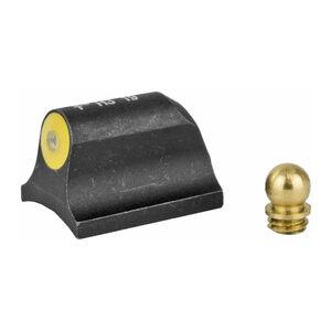 XS Sights Big Dot Tritium Bead Yellow Front Night Sight for Remington/Mossberg Plain Barrel Shotguns