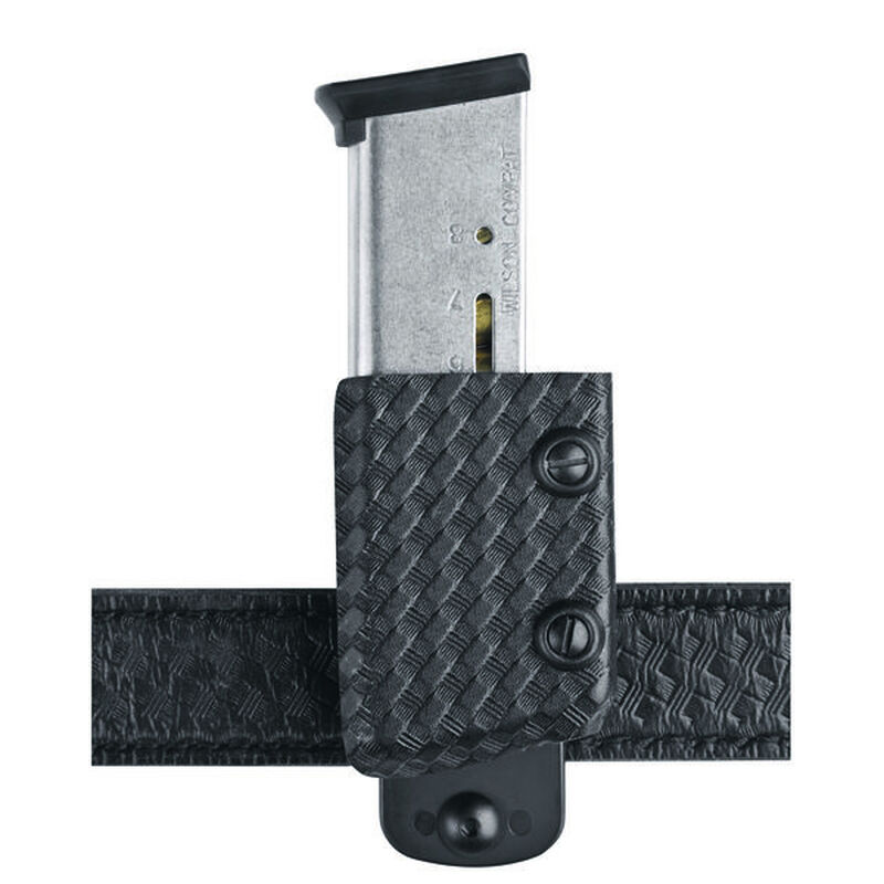"Safariland Model 771 Open Front Single Magazine Pouch Left Hand Fits GLOCK 17/19 1.5"" Belt Loop Hardshell STX Tactical Black"