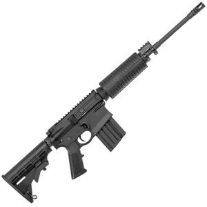 """DPMS GII AP4-OR Semi Auto Rifle 308 Win 16"""" Barrel 20 Rounds Collapsible Stock Black"""