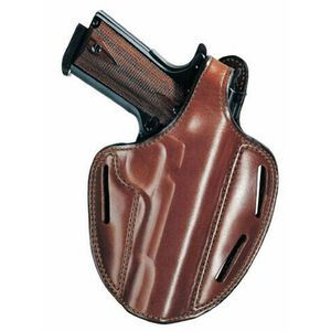 Bianchi 7 Shadow 2 Holster 1911 Right Hand Leather Tan