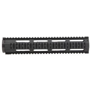 "Aim Sports AR-15 12.5"" Free Float Quad Rail Handguard Aluminum Anodized Black"