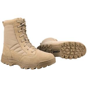 "Original S.W.A.T. Classic 9"" Men's Boot Size 9 Regular Non-Marking Sole Leather/Nylon Tan 115002-9"