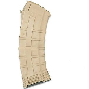TAPCO INTRAFUSE AK-74 Magazine 5.45x39mm 30 Rounds Polymer Flat Dark Earth 16651