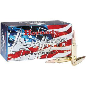 Hornady American Gunner 6.5 Creedmoor Ammunition 50 Rounds BTHP 140 Grains 81482