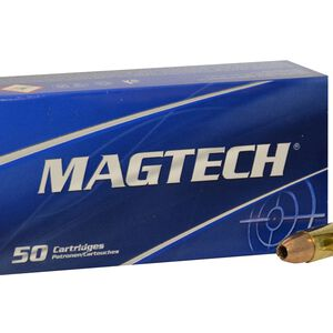 Magtech 9mm Luger +P+ Ammunition 50 Rounds JHP 115 Grains 9H