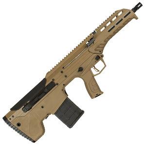 "Desert Tech MDR .308 Winchester Semi Auto Rifle 16"" Barrel 20 Round Magazine Ambidextrous Design Bull Pup Rifle Synthetic Stock Flat Dark Earth"