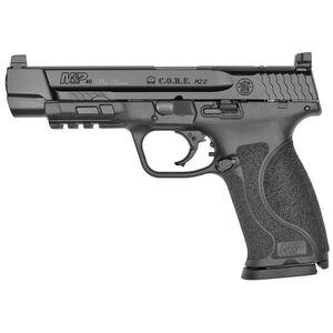 "S&W M&P40 M2.0 Performance Center .40 S&W Semi Auto Handgun 5"" Barrel 15 Rounds C.O.R.E Optics Mounting Kit Black"