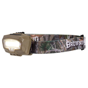 Browning Night Gig Headlamp White/Red Light FDE Color