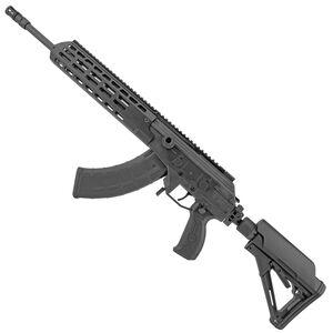 """IWI Galil Ace Gen II 7.62x39 Semi Auto Rifle 16"""" Barrel 30 Rounds Side Folding Stock Gen II Upgrades Matte Black"""