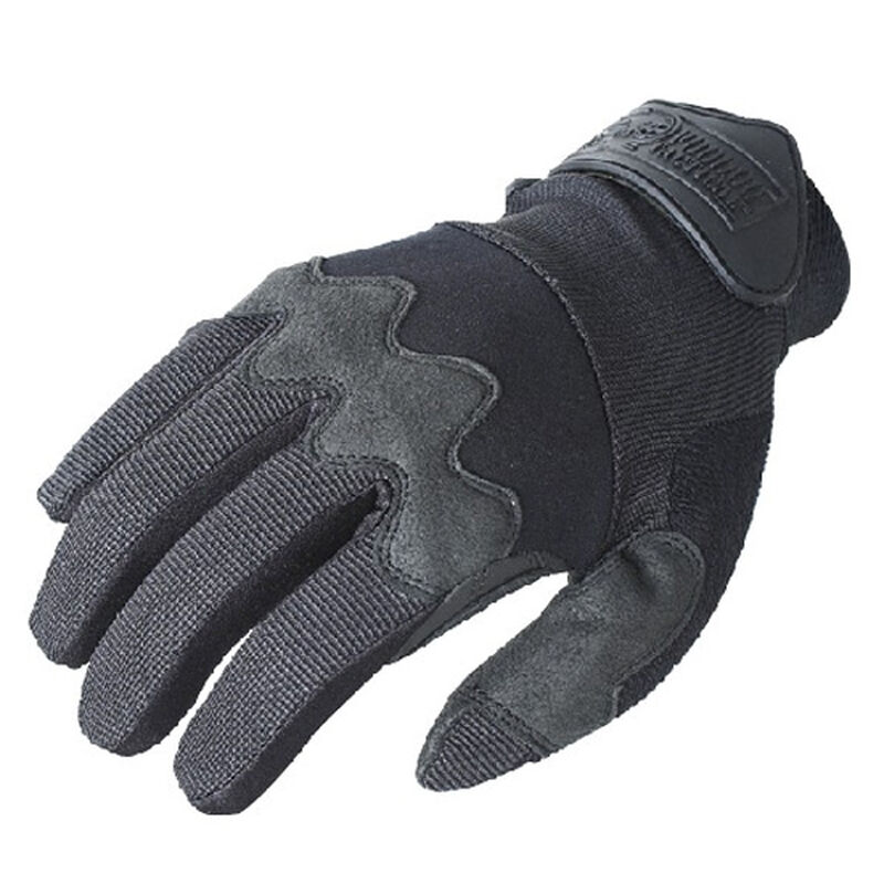 """Voodoo Tactical """"The Edge"""" Shooter's Gloves, XL Black"""