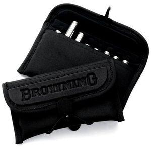 Browning Cartridges Carry Case Top Closing Molded Foam Waterproof Black 12180