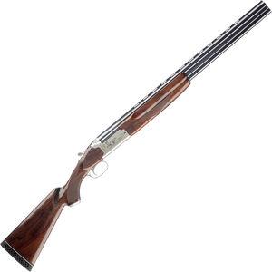 "Winchester Model 101 Light 12 Gauge O/U Break Action Shotgun 26"" Vent Rib Barrels 3"" Chamber 2 Rounds Walnut Stock and Forend Engraved Receiver Nickel/Blued Finish"