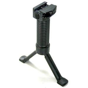 Grip Pod Systems AR-15 Vertical Forward Grip Aluminum Legs Polymer Black GPS-SAW-CL