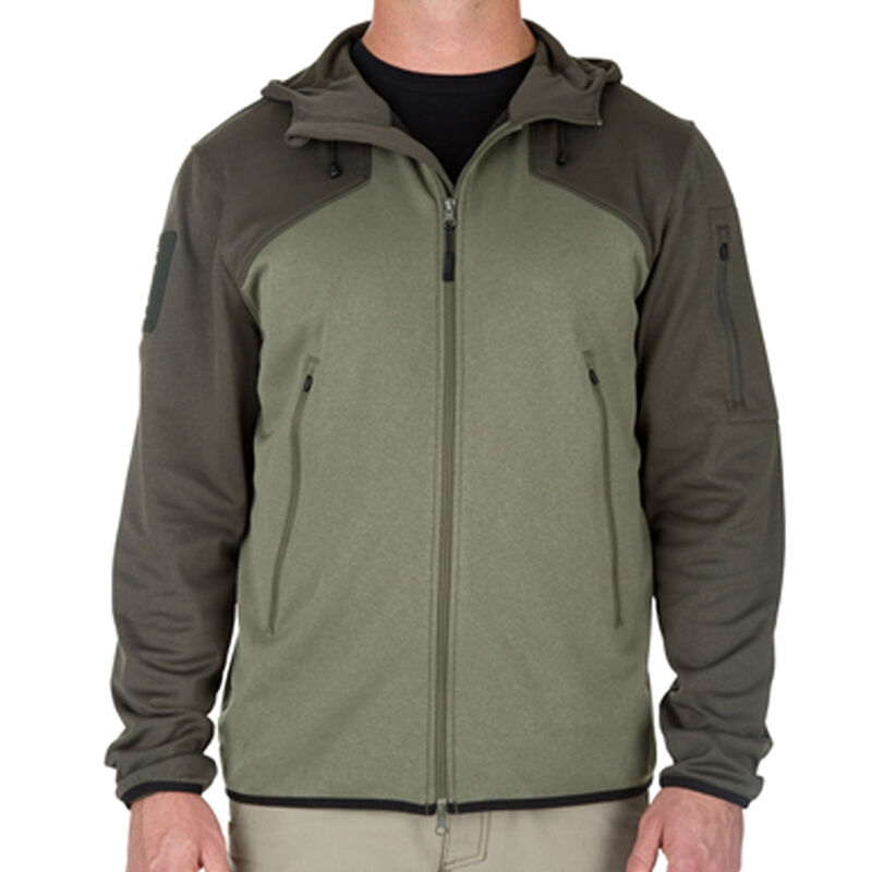 5.11 Tactical Reactor FZ Hoodie 2.0 2XL Fleece Sage Green