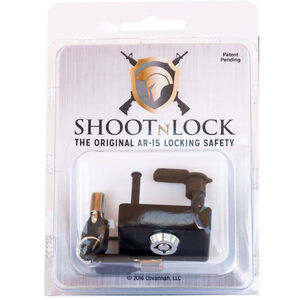 ShootnLock AR-15 Locking Safety