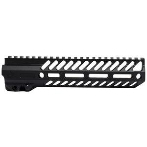 "Seekins Precision AR-15 NOXS 9"" M-LOK Free Float Rail System 6061-T6 Aluminum Type III Hard Coat Anodized Matte Black 0010530049"