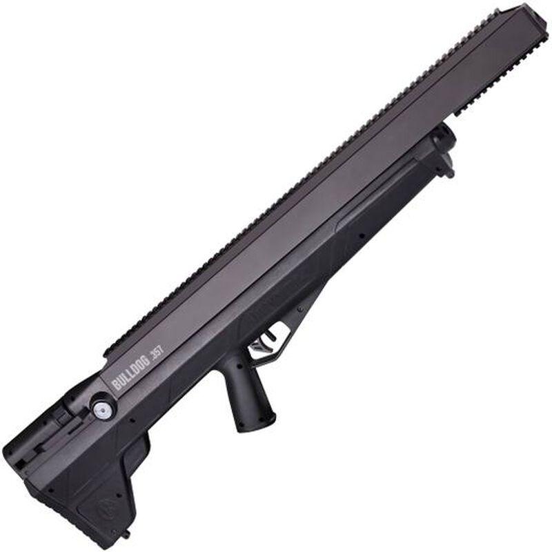 Crosman Benjamin Sheridan Bulldog  357 PCP Air Rifle 800 fps Steel Barrel  Picatinny Rail Synthetic Bull Pup Stock Black BPBD3S