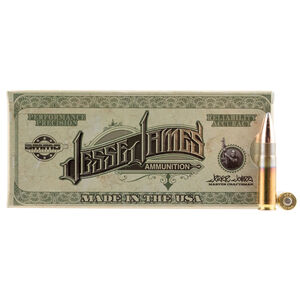 Jesse James TML .300 AAC Blackout Ammunition 20 Rounds 110 Grain Soft Point 2230fps