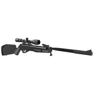 Crosman CMU7SXS Mag-Fire Ultra Nitrogen Piston 177 Pellet 10 Black 12rd Stock 3-9x40mm AO Scope