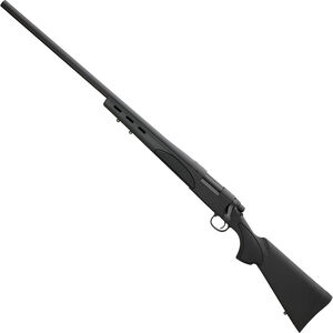 "Remington Model 700 SPS Varmint Left Hand Bolt Action Rifle .22-250 Rem 26"" Barrel 4 Rounds Synthetic Stock Matte Blue Finish 84226"