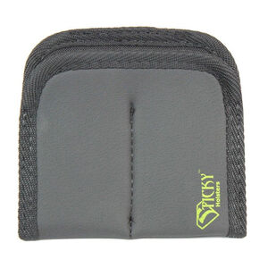 Sticky Holsters Dual Mini Mag Pouch Black