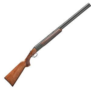 "Rizzini BR110 Field 28 Gauge O/U Break Action Shotgun 28"" Barrel 2.75"" Chamber 2 Rounds Bead Sight Walnut Stock Black Cerakote Finish"