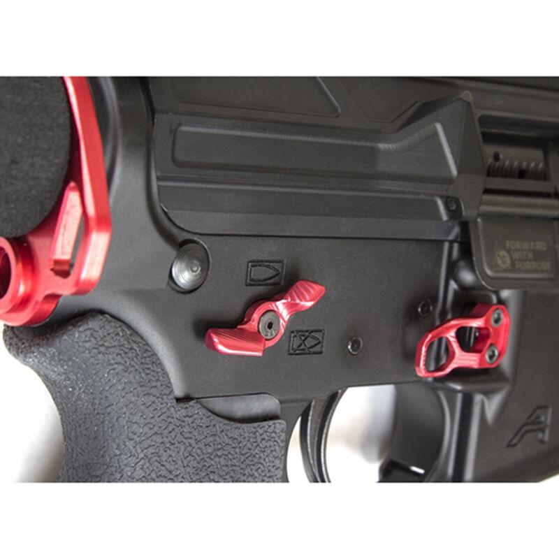 ODIN Works AR-15 Ambidextrous Modular Safety Orange