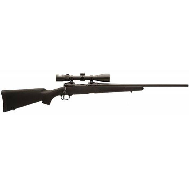 "Savage 11 Trophy Hunter XP Bolt Action Rifle .22-250 Rem 22"" Barrel 4 Rounds Synthetic Stock Black Finish Nikon 3-9x40 Scope 19678"