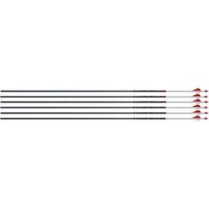 Easton Archery 6MM Full Metal Jacket Carbon Fiber Arrow 390 6 Pack
