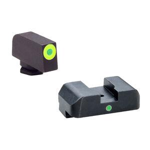 AmeriGlo Pro I-Dot Night Sights For GLOCK, Steel