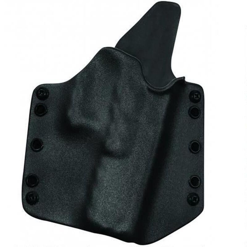 Phalanx Defense Systems Stealth Operator Full Size Multi-Fit Belt Holster Right Hand Polymer Black