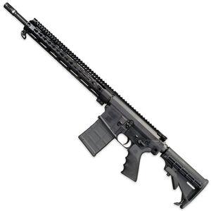 "Windham Weaponry R18FSFT-308 AR Style Semi Auto Rifle .308 Win 18"" Barrel 20 Rounds 15"" Key-Mod Handguard 6 Position Collapsible Stock Black"