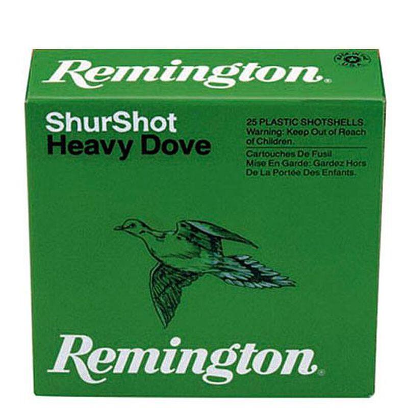 """Remington 12 Gauge Heavy Dove 2-3/4"""" #7.5 250 Round"""