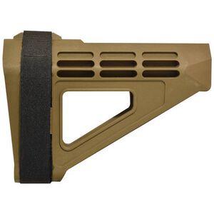 SB Tactical SBM4 AR-15 Pistol Stabilizing Brace FDE SBM4-02