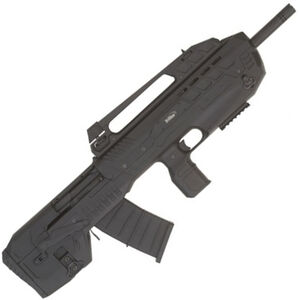 "TriStar Compact Semi Auto Shotgun 12 Gauge Bullpup 20"" Barrel 3"" Chamber 5 Rounds Black Synthetic Stock"