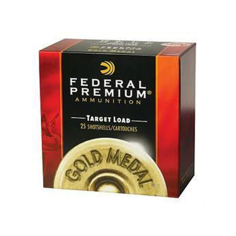 """Federal .410 Bore Ammunition 250 Rounds 2.5"""" #9 Shot 0.50 oz."""