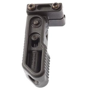 LWRC International AR-15 Vertical Folding Grip Picatinny Compatible Glass Filled Nylon Polymer Matte Black