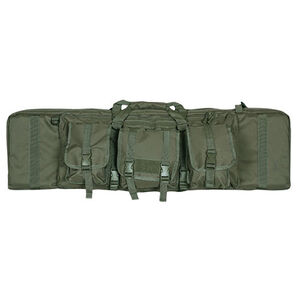 "Fox Outdoor Dual Combat Case 36"" Nylon Olive Drab 58-4690"