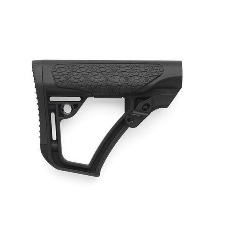 Daniel Defense Collapsible Buttstock Mil-Spec Polymer Black Finish 21-091-04179-006